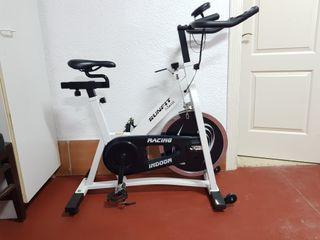 Bicicleta de Spinning y pantalón gel nuevo.