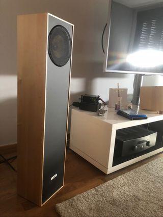 Altavoces hi-fi Gradient
