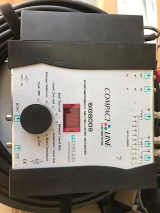 Centralita amplificador Fraca