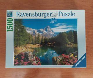 Puzzle Ravensburger 1500 piezas