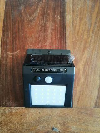 Éclairage Solaire LED