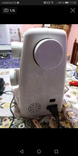 Máquina de coser eléctrica Singer