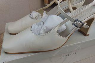 Zapato novia.