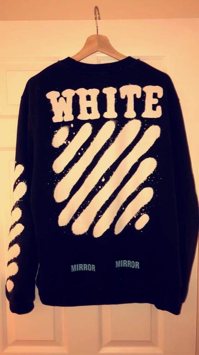 OFF - WHITE (HEAVY) limited edition