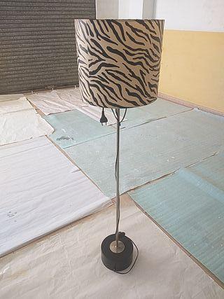 lampara pie