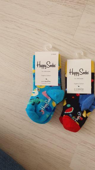 Calcetines HAPPY SOCKS Bebé 0 - 12 meses