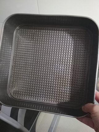 moldes horno
