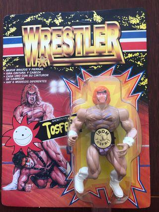 Bootleg WWE Wrestler