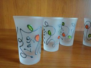 6 vasos chupito