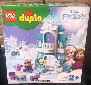set LEGO DUPLO | Disney Frozen: Castillo de Hielo