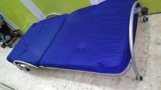 cama tumbona portatil