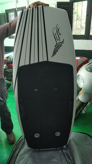 Tabla surf eléctrica