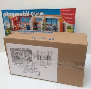 Playmobil 6657-6443-6445: Hospital y ampliaciones