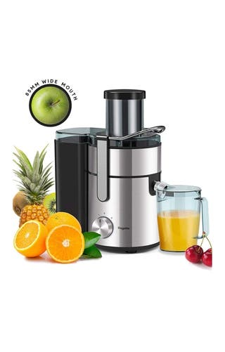 800w juicer for vegetables and fruits