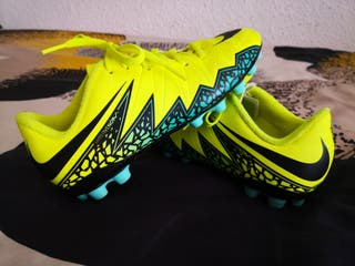 zapatillas fútbol Nike talla 34