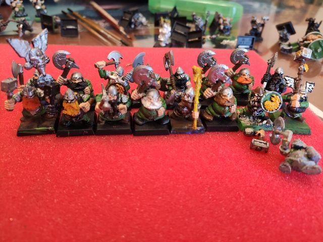 regimiento enanos