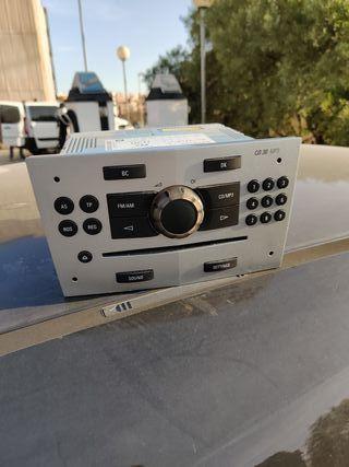 Radio CD MP3 Opel corsa astra