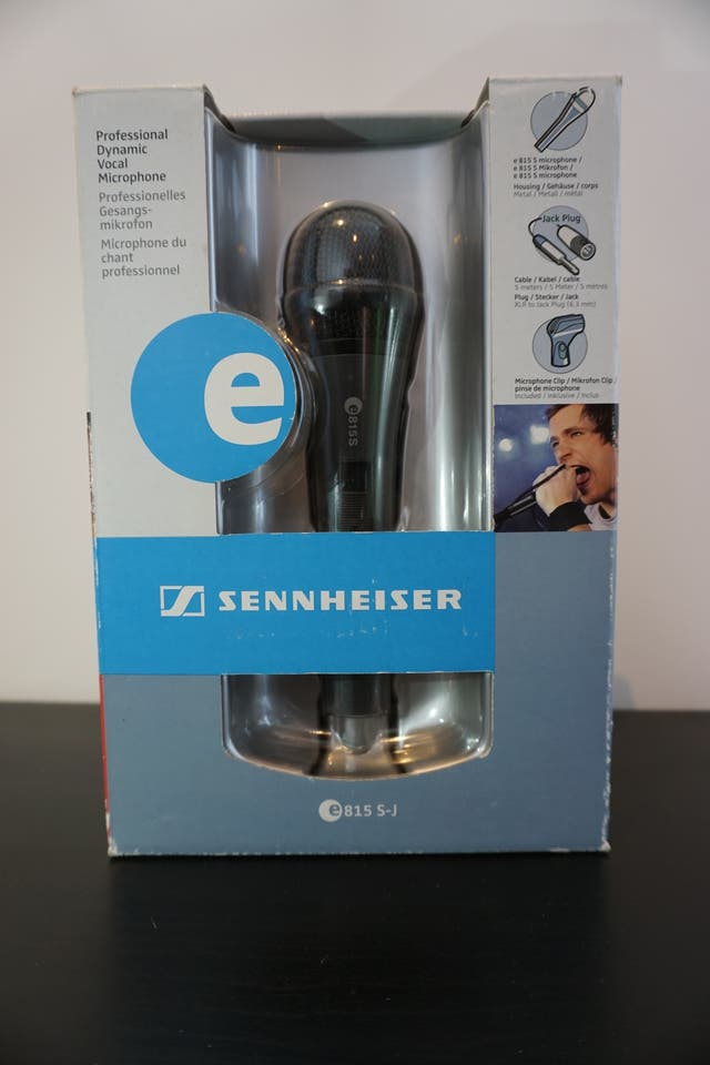 Sennheiser Vocal Microphone