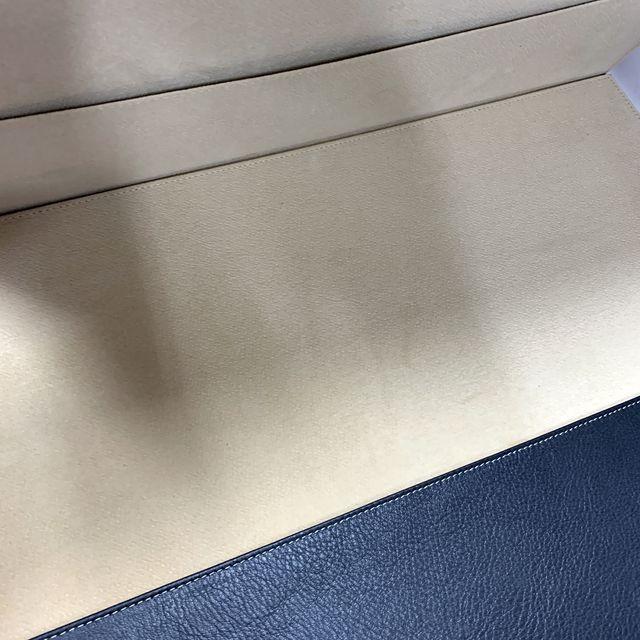 VADE Carpeta Protectora para Mesa Oficina PIEL