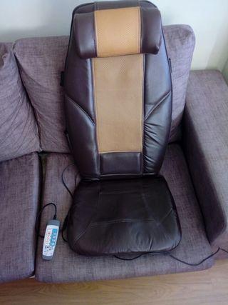Sofa de masajes portatil shiatsu