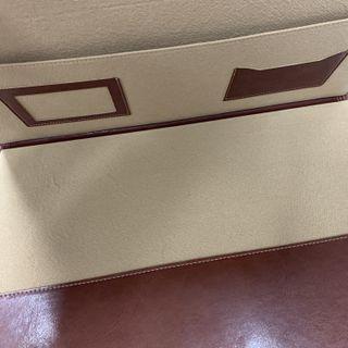 VADE Carpeta Protectora Mesa Oficina PIEL Simil