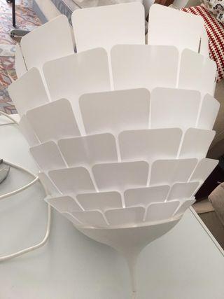 Lampara blanco ikea