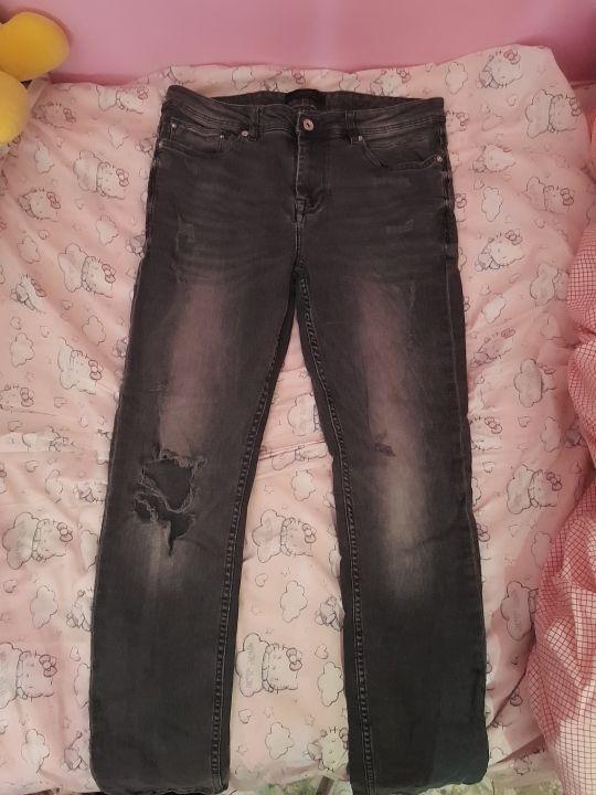 Pantalones Vaqueros De Hombre Black Label De Segunda Mano Por 8 En Badalona En Wallapop