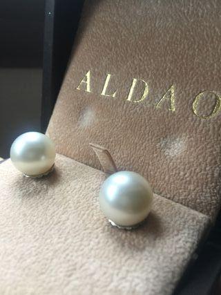 Perlas australianas auténticas de 13mm