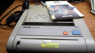 FAX Olivetti OFX 100