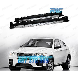 ESTRIBERAS LATERALES BMW X6 E71 08-14