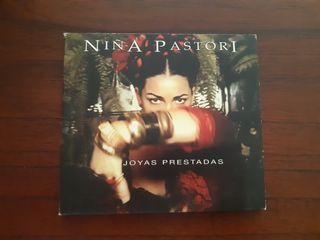 NIÑA PASTORI, CD JOYAS PRESTADAS