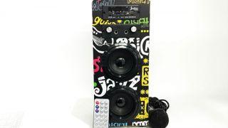 Altavoz Bluetooth Biwond Joybox Karaoke Band 94417