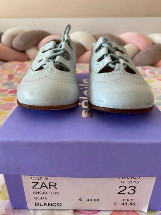 Zapatos cuero niñ@