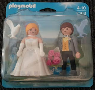 Novios boda Playmobil 5163