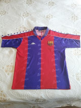 Camiseta Barça 1992 Primera Equipación. Talla S.