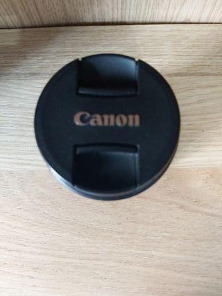 Objetivo Canon EFS 18-135mm