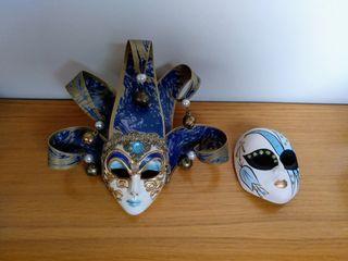 Máscaras italianas