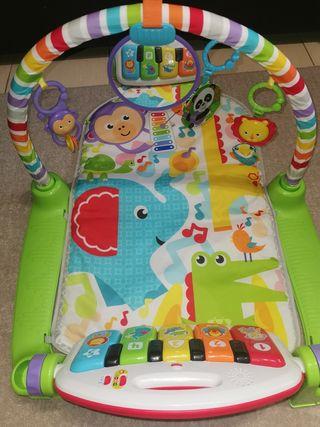 Gimnasio musical bebé