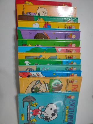 Enciclopedia de Carlitos 14 volúmenes NUEVOS