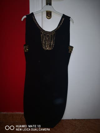 vestido de fiesta.