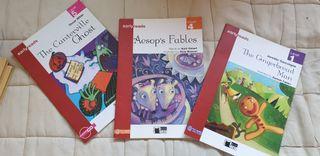 Earlyreads. Libros juveniles en inglés.