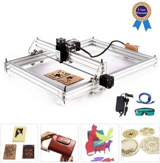 Grabadora laser cnc HUKOER 40X50CO