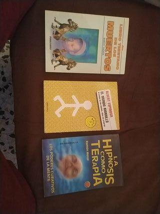pack 3 libros autocrecimiento