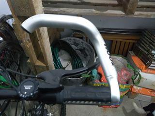 cuernos para bicicleta