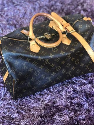 Speedy 35 Bandolera Louis Vuitton