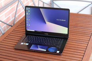 Asus Zennbook Pro 15 (GARANTÍA)
