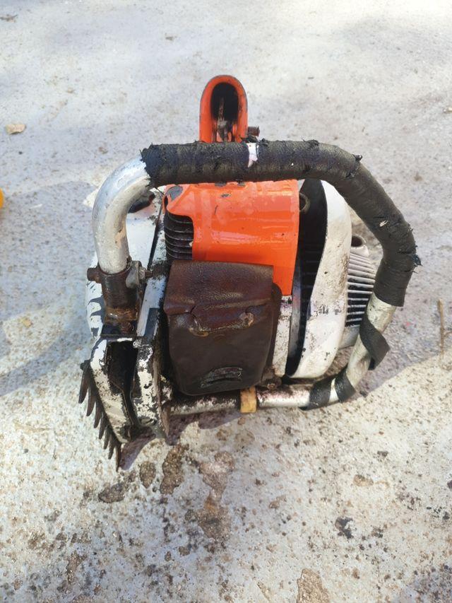 motosierra sthil antigua
