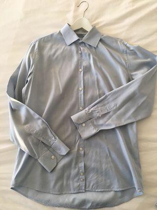 Camisa Roberto verino premium fit talla L
