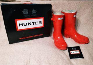 Hunter botas agua 35 36 como nuevas
