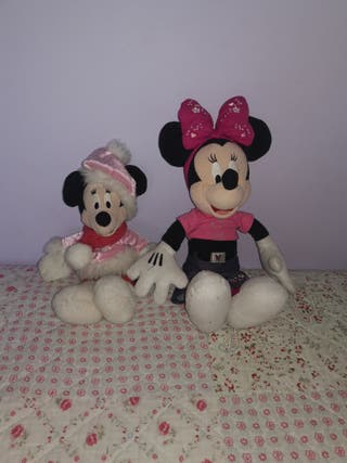 PELUCHES ORIGINALES de disney